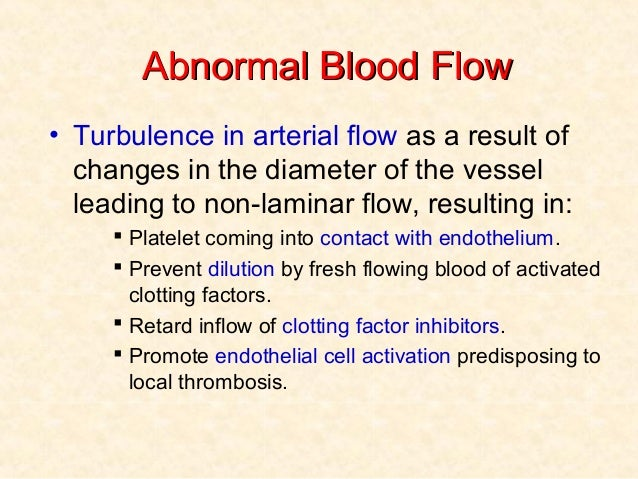 4 hemostasis thrombosis for Define mural thrombus