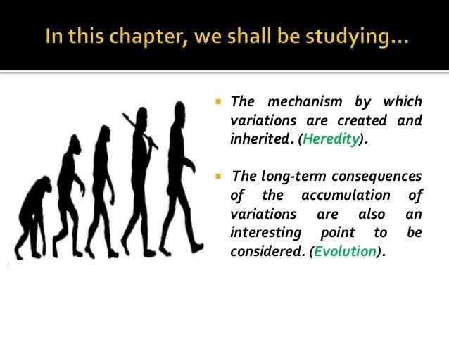 4. heredity and evolution Slide 3