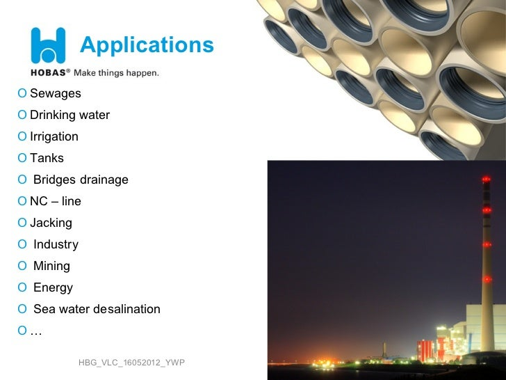 4 3 4 Hobas Pipesystems Modern Technology And Its Advantages