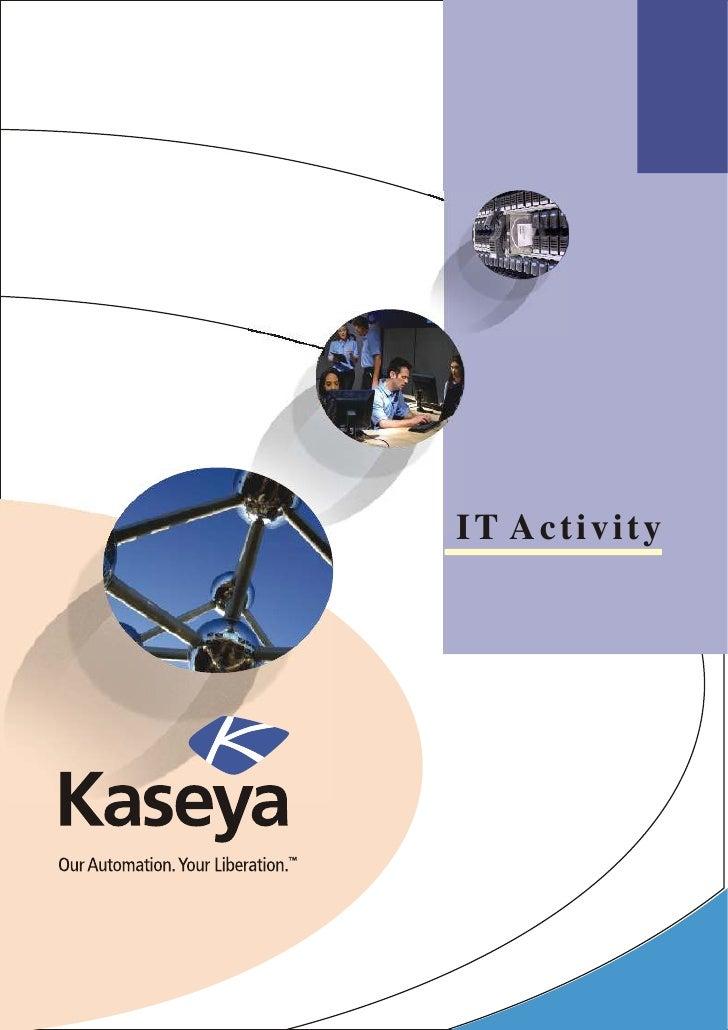 IT Activity