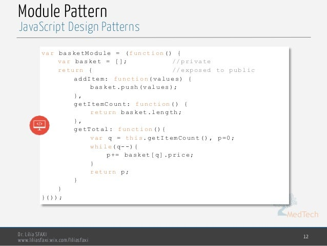 Javascript Design Patterns Enchanting Javascript Design Patterns