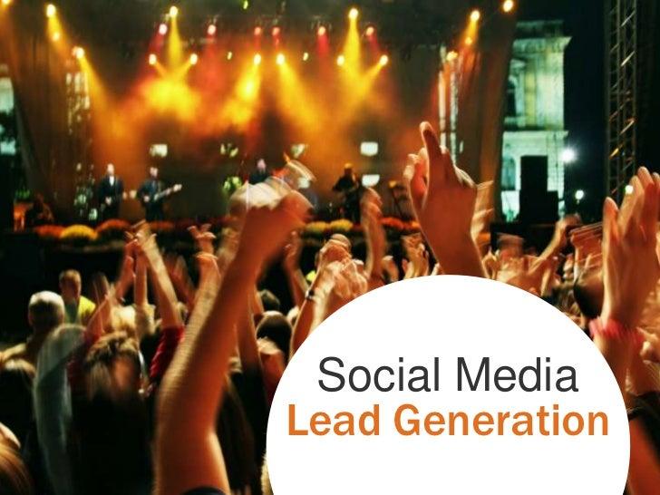 Social MediaLead Generation
