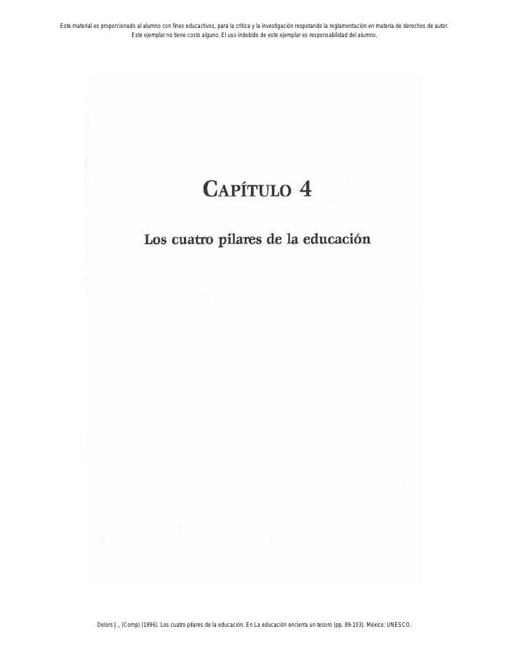 Este material es proporcionado al alumno con fines educactivos, para la crítica y la investigación respetando la reglament...