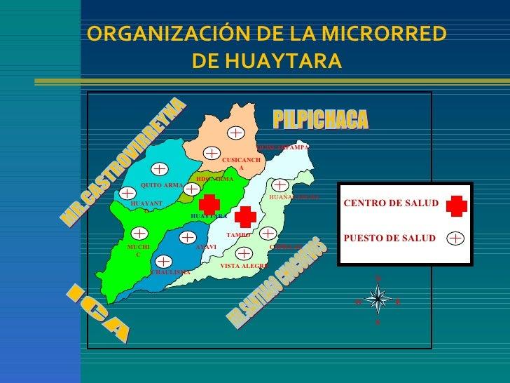 4 portal web interactivo con la comunidad cs huaytara - Centro de salud vistalegre la flota ...