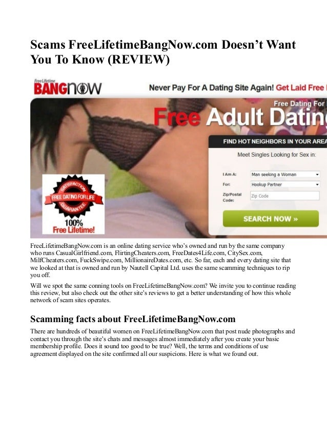 Sex dating site that are not scams dating on demand boston