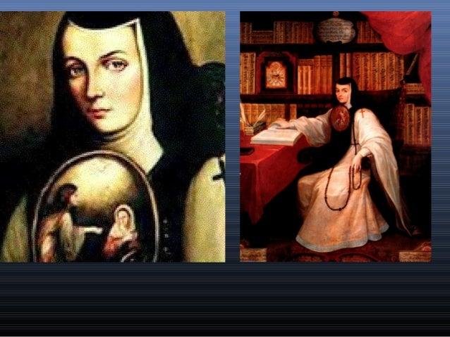 Sor Juana de la Cruz Analisis Slide 2