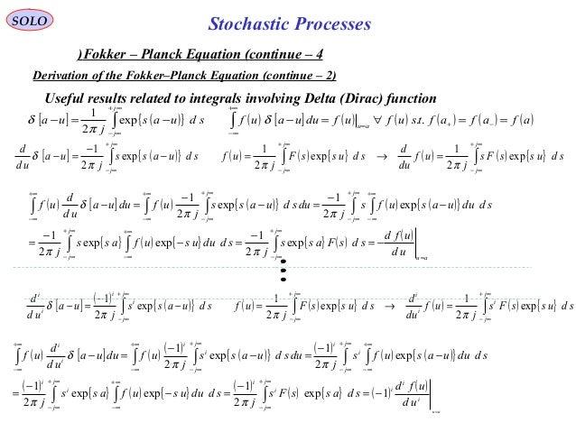 planck 39 s equation problems. stochastic processes; 39. fokker \u2013 planck equation 39 s problems