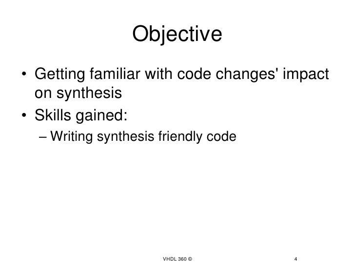 synthesis examples