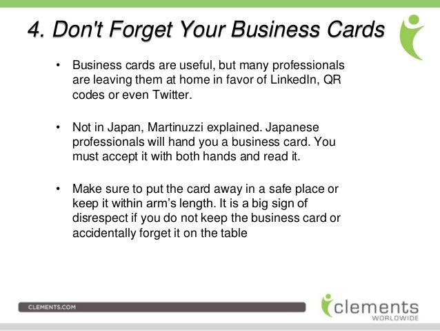4 tip on japanese business etiquette 6 4 reheart Image collections