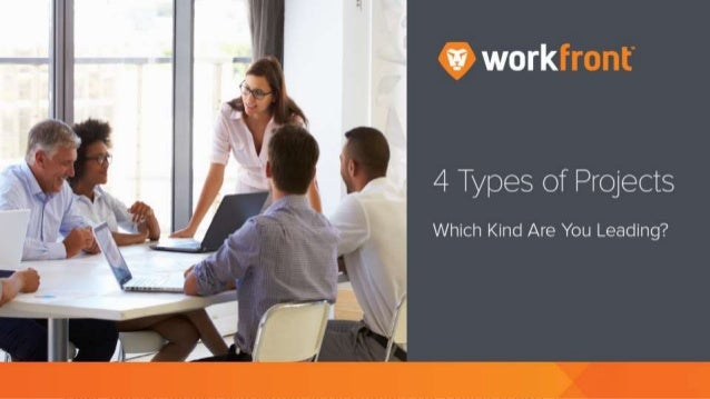4 Types Of Projects Which Kind Are You Leading? Shape Your Leadership Styles When embarking on a new change project, proje...
