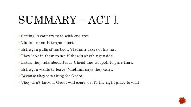 repetition in waiting for godot essay This essay example has been submitted by a student we can customize it or even write a new one on this topic receive a customized one the play, waiting for godot, is centred around two men, estragon and vladimir, who are waiting for a mr.