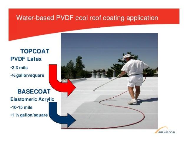 4 Water Based Pvdf Ircc Presentation