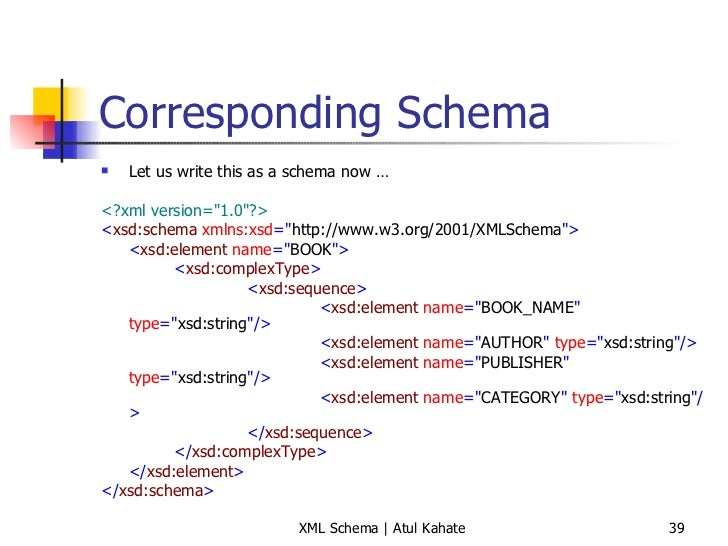 4 xml namespaces and xml schema