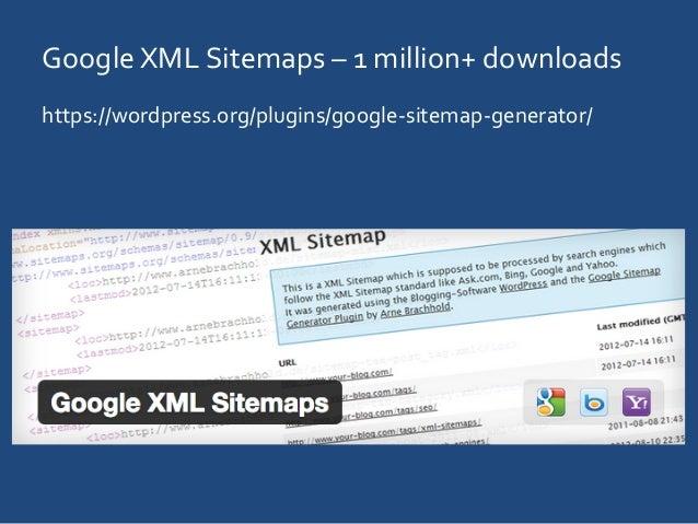 wordpress plugins google sitemap generator slimniyaseru