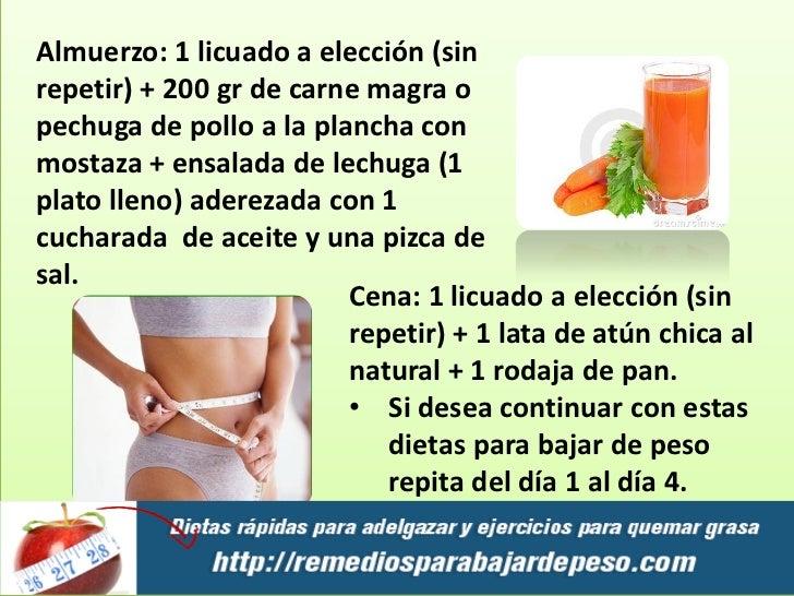 medicamento efectivo para bajar de peso rapidamente