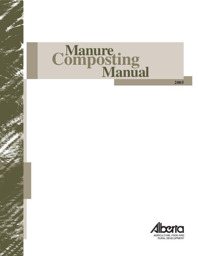 ManureComposting     Manual   2005