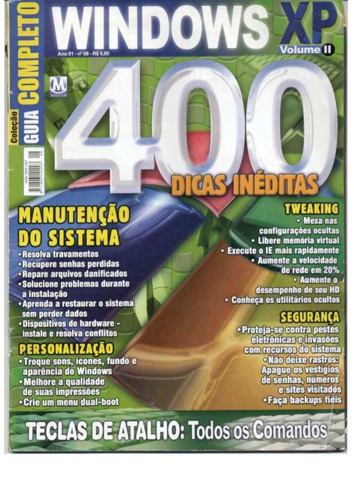 400 Dicas Xp.Erivanildo.Thegenius.Us