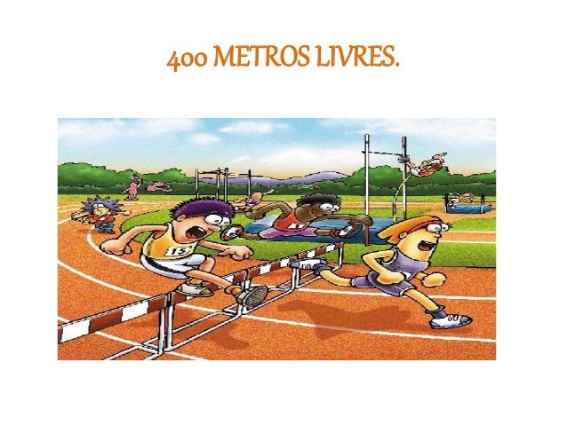 400 METROS LIVRES.
