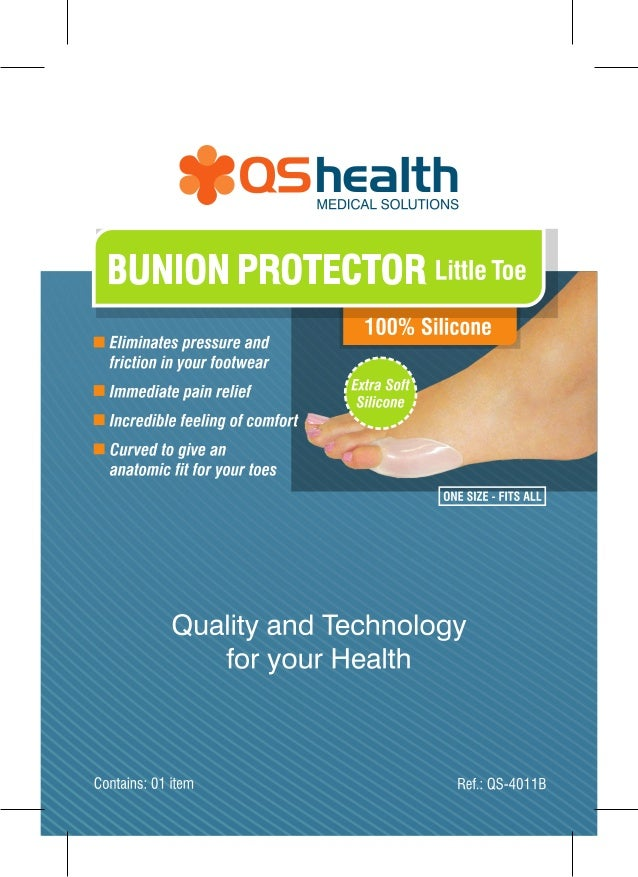 Little Toe Bunion Protector