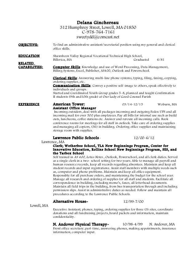 resume updated feb2016