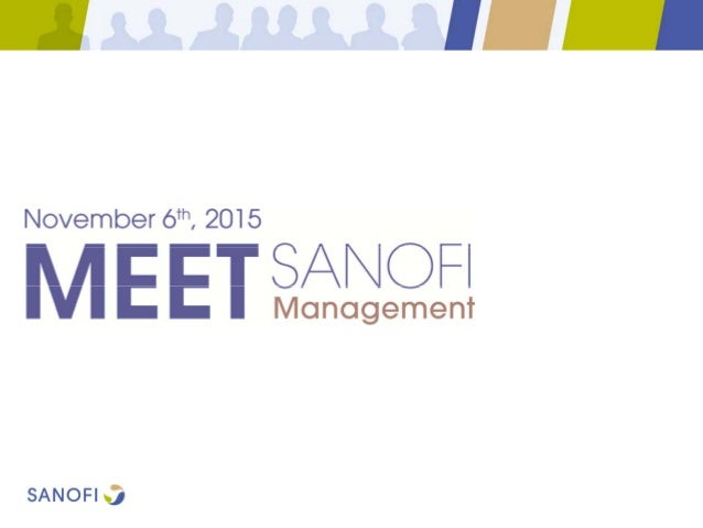 MEET SANOFI Management
