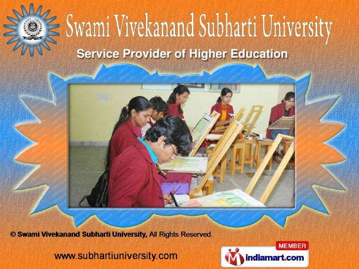 Service Provider of Higher Education