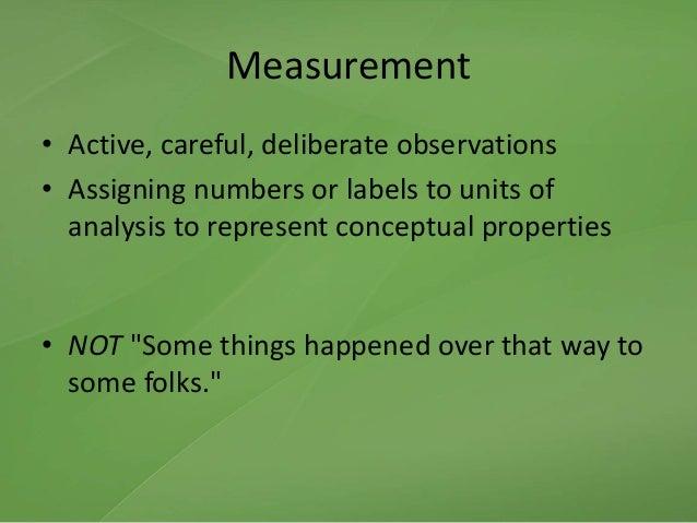 03 - Measurement, Conceptualization, and Operationalization Slide 3