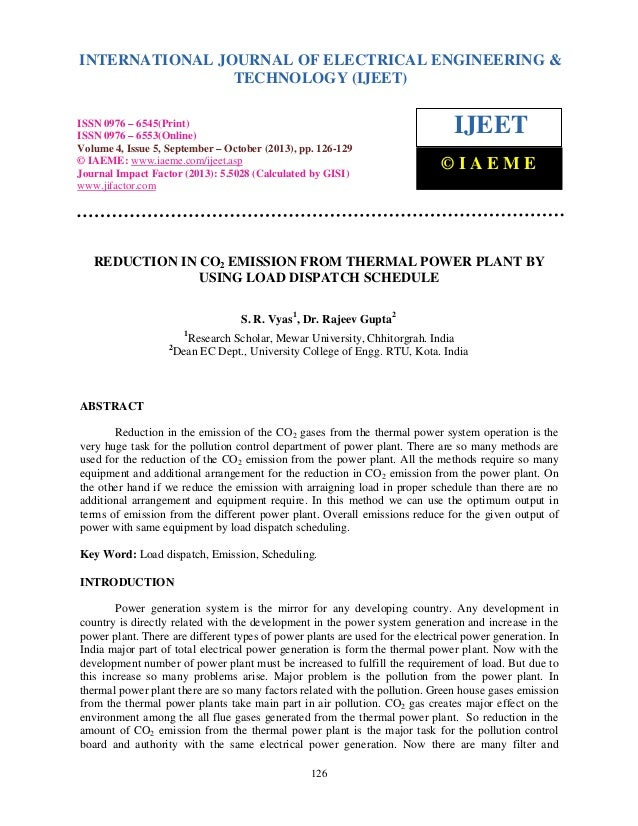 International Journal of Electrical Engineering and Technology (IJEET), INTERNATIONAL JOURNAL September – October (2013), ...