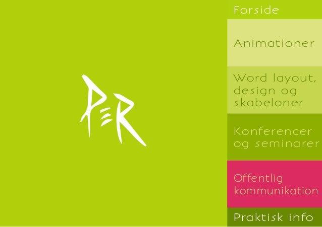 Per Katalog Animation Mm O
