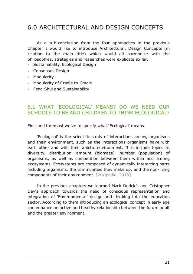 environmental dissertation topics