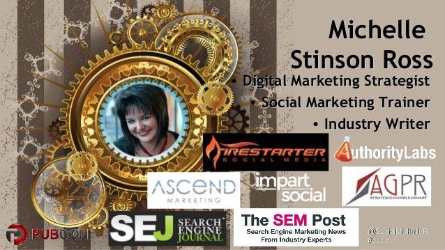 Integrated Digital Marketing - Pubcon Las Vegas 2015 Slide 2