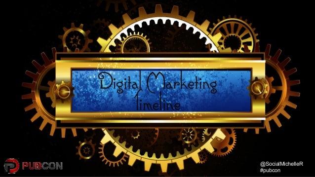 Integrated Digital Marketing - Pubcon Las Vegas 2015 Slide 3
