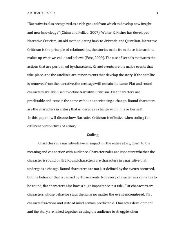inside out rhetorical criticism final paper 3 artifact paper