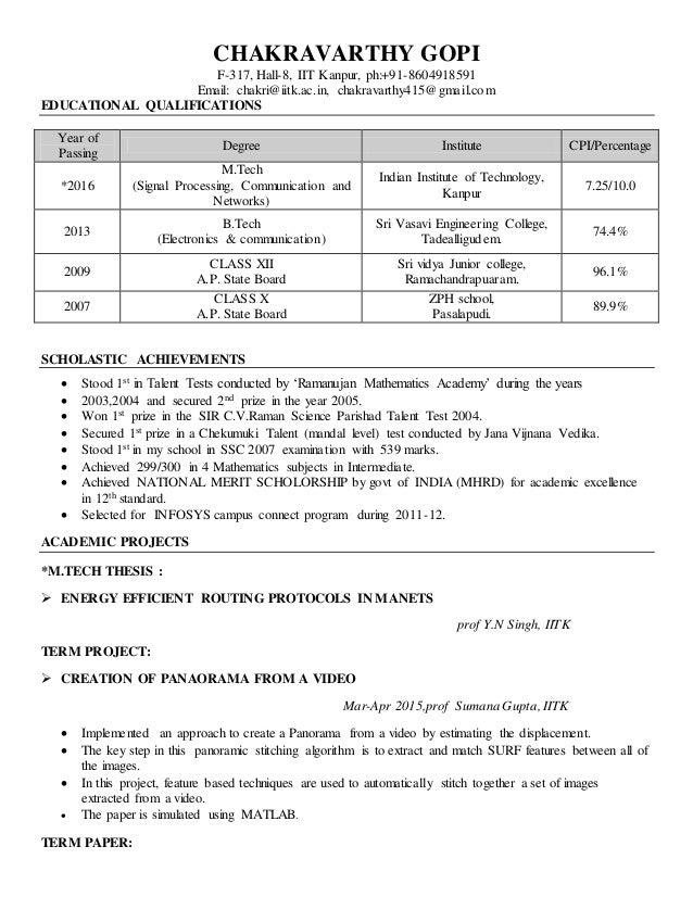 iitk thesis template
