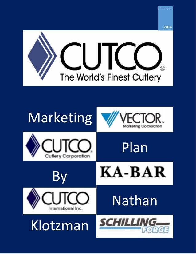 Cutco case analysis
