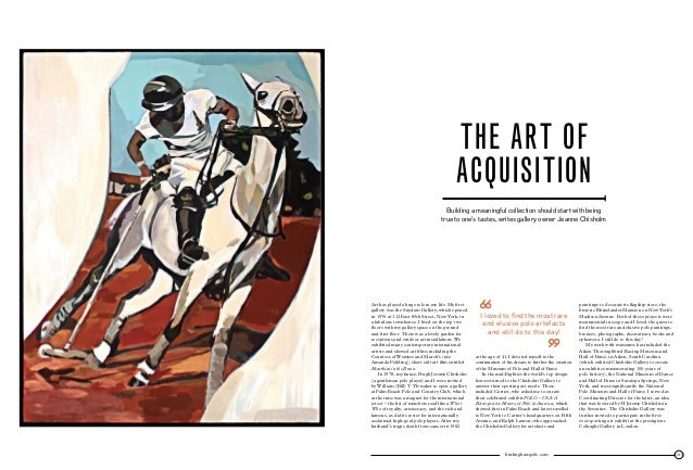 The art of                                         acquisition                                    Building a meaningful co...
