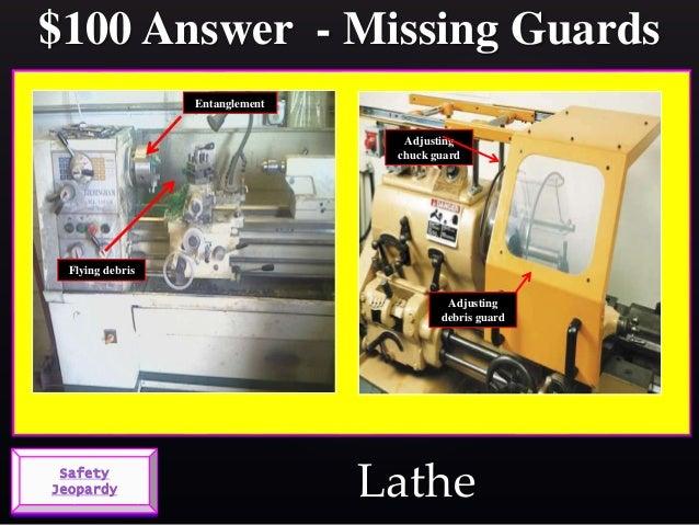 5400 Machine Guarding