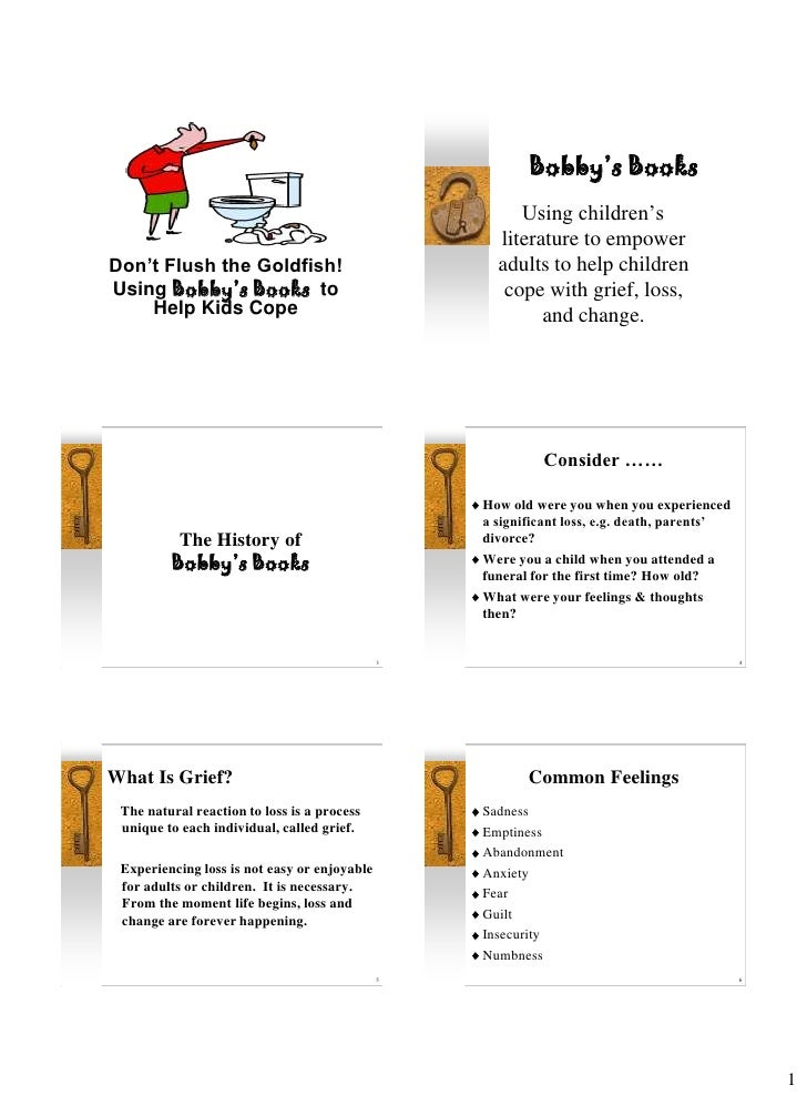 Bobby's Books                                                        Using children's                                     ...
