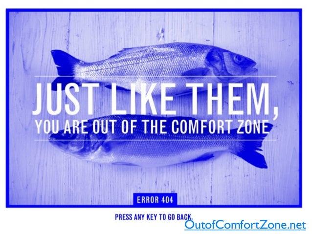 OutofComfortZone.net