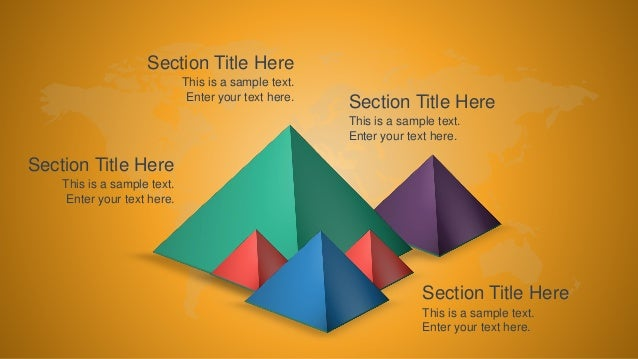 slidemodel com amazing 3d shapes template for powerpoint