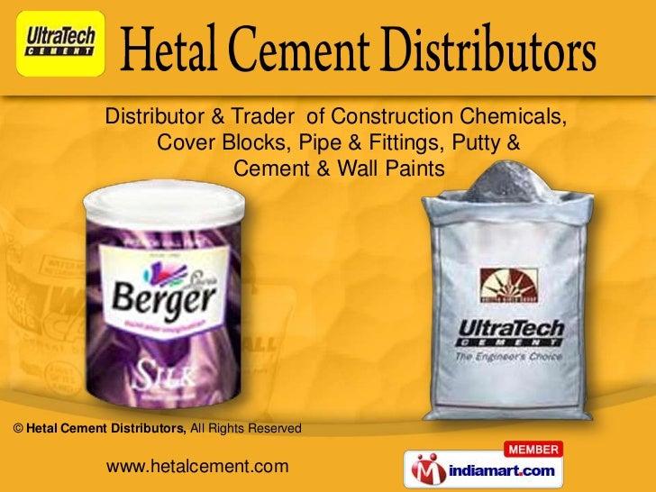 Birla White Cement : Birla white cement by hetal distributors anand