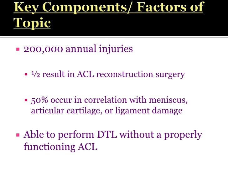 405 acl presentation Slide 3
