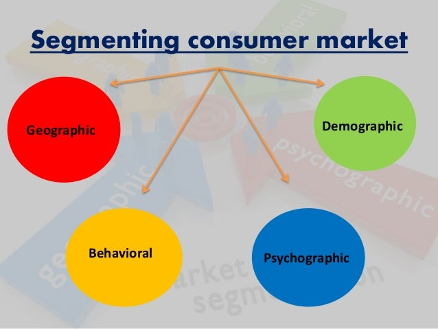 market segmentation by consumer lifestyle An introduction to market segmentation in consumer and industrial markets.