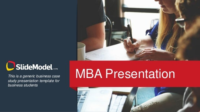 Slidemodel business case study powerpoint template this is a generic business case study presentation template for business students mba presentation wajeb Gallery