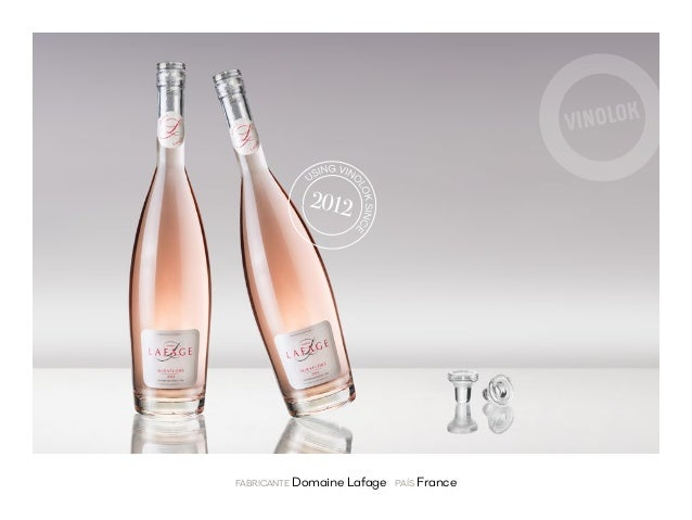 2012 fabricante Domaine Lafage país France