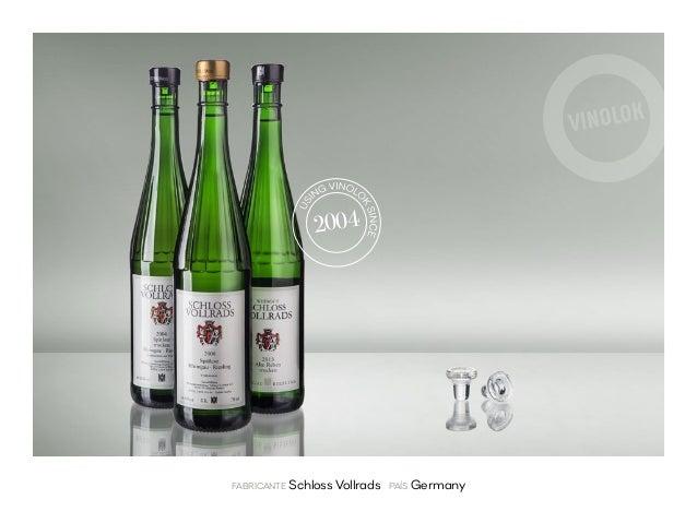 2004 fabricante Schloss Vollrads país Germany