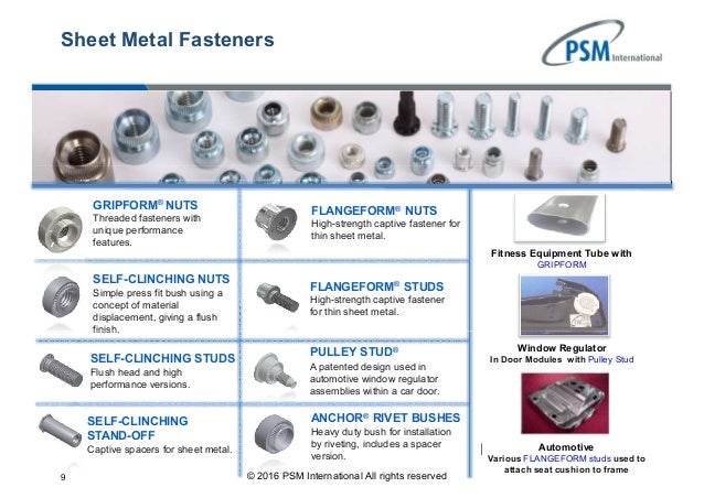 Psm Company Profile 2016