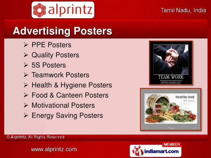 Alprintz Tamil Nadu India