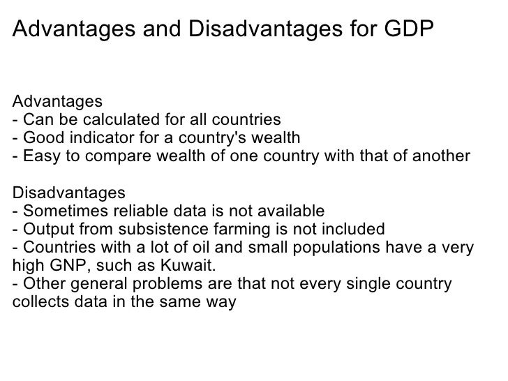 disadvantages of developed countries