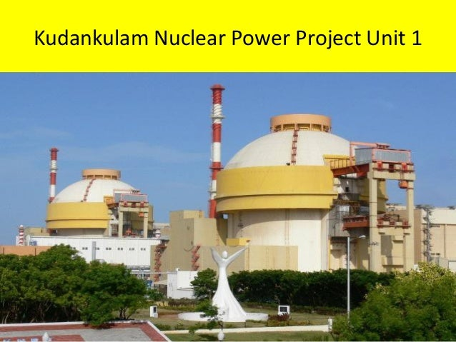 Five facts about Kudankulam nuclear power plant